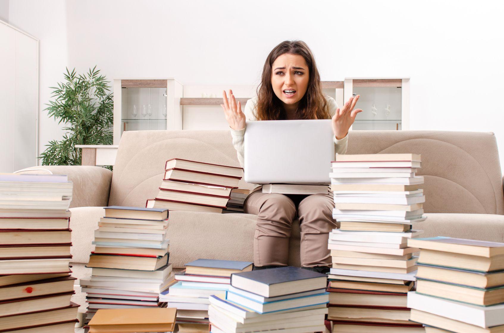 Wie schreibe ich schnell eine gute Hausarbeit?